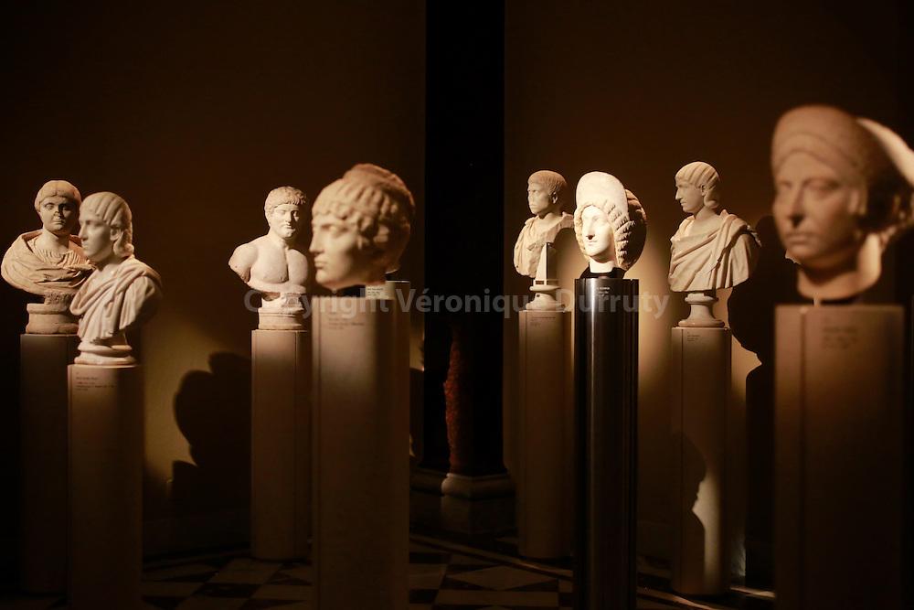 Roman antiques , Kunsthistorisches Museum, Vienna, Austria // antiquites Romaines, Kunsthistorisches Museum, Vienne, Autriche