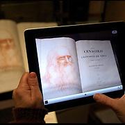 Autoritratto di Leonardo da Vinci alla Reggia di Venaria