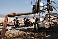 Iraq, Mosul: Civilian escaping west Mosul. Alessio Romenzi