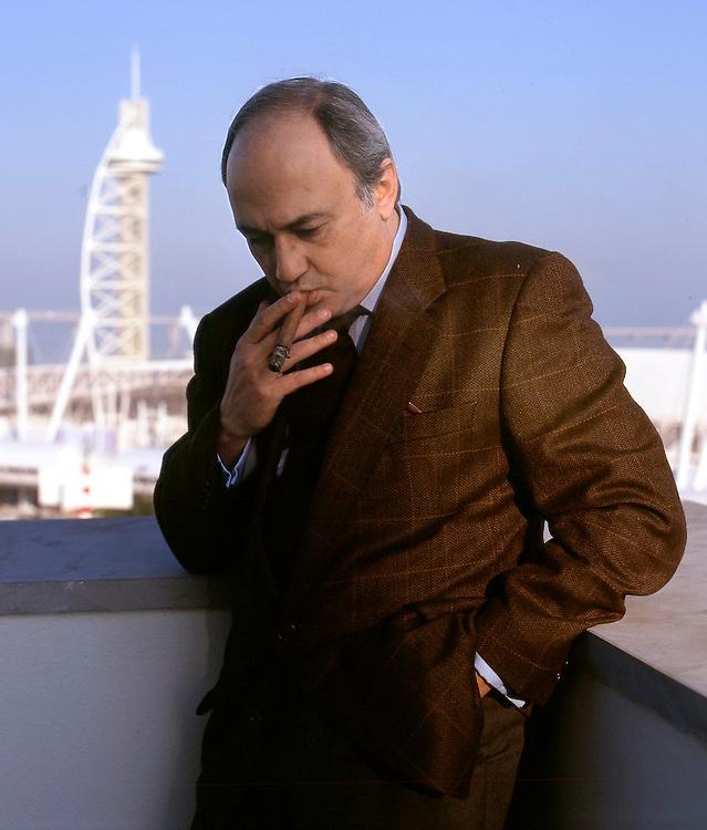 António Mega Ferreira, writer and cultural promotor