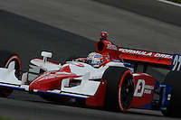 Hideki Mutoh, Camping World GP, Watkins Glen, Indy Car Series