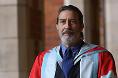 JUL 07 2014 Ciaran Hinds receives honorary degree
