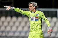 AMSTERDAM - Jong Ajax - FC Eindhoven , Voetbal , Jupiler league , Seizoen 2016/2017 , Sportpark de Toekomst , 24-02-2017 , Eindhoven keeper Ruud Swinkels