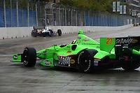 James Hinchcliffe, Baltimore Grand Prix, Streets of Baltimore, Baltimore, MD 09/02/12