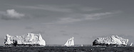 The Herreshoff  gaff schooner Eleonora competes in the JPMorgan Asset Management Round the Island Race. Isle of Wight.<br /> Picture date: Saturday June 27, 2015.<br /> Photograph by Christopher Ison &copy;<br /> 07544044177<br /> chris@christopherison.com<br /> www.christopherison.com