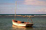Boat in the Jamal area, Guantanamo, Cuba.