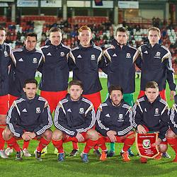 151117 Wales U21 v Romania U21