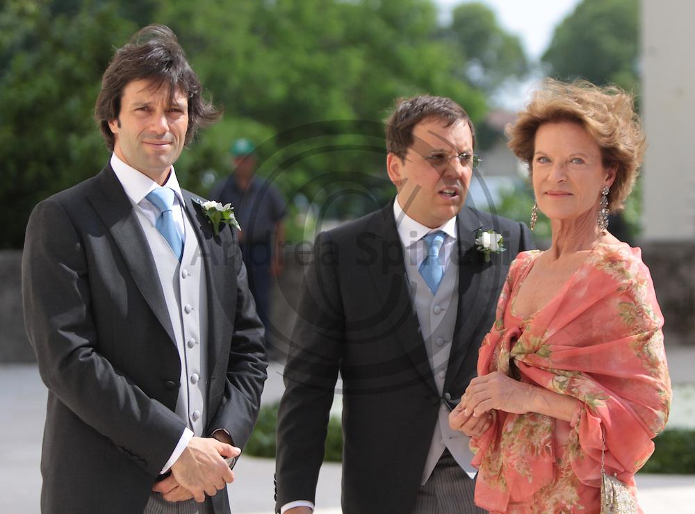 Matrimonio Zoppas Cimolai : Vittoria zanussi e matteo zoppas andrea spinelli