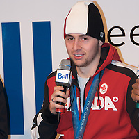 Scenes from Day 6 of the Vancouver 2010 Winter Olympics.
