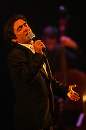 Fado singer Camané. This singer is one of the most famous of the young generation of fadists.