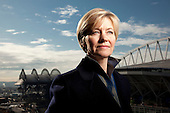 Portraits of Diane Irvine - Former CEO of Blue Nile Diamonds