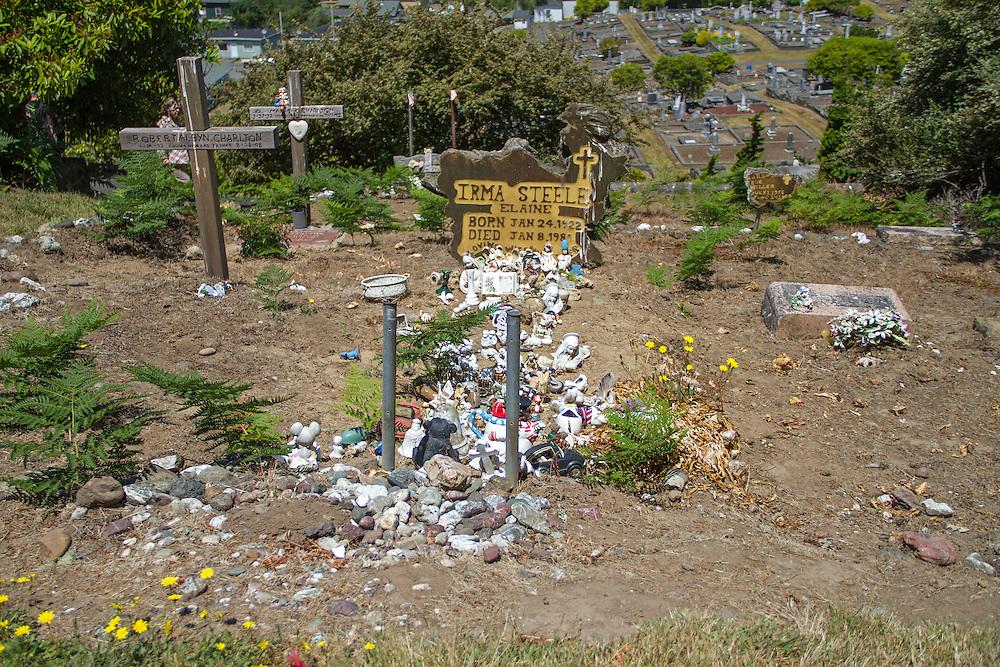 Ferndale Cemetery, Ferndale CA