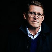 HSPO 20140701 Haastattelussa Matti Vanhanen. Aiheena puolustuspolitiikka ja Nato-keskustelu. Kuva: Benjamin Suomela HS