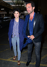 MAY 02 2014 Audrey Tautou attends film premiere ofMood Indigo