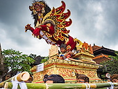 Mass Cremation Ceremony in Ubud