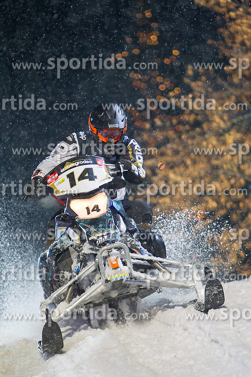07.12.2014, Saalbach Hinterglemm, AUT, Snow Mobile, im Bild Team Erzbergrodeo // during the Snow Mobile Event at Saalbach Hinterglemm, Austria on 2014/12/07. EXPA Pictures © 2014, PhotoCredit: EXPA/ JFK
