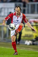 BREDA - NAC - FC Emmen , Voetbal , Jupiler League , Seizoen 2016/2017 , Rat Verlegh Stadion , 16-12-2016 ,   FC Emmen speler Niels Fleuren