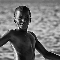 Around the bay of Mussulo, near Luanda in Angola