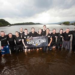 Krav Island 2012 IKMS instructors visit