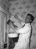 1954 - Sunday Express Prizewinner Mr Martin Robert