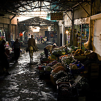 Mardin, Turkey's central market.