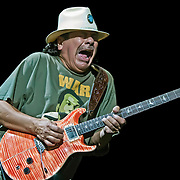 Santana @ The Marcus Amphitheater