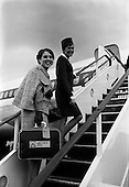 1967 - 11/10 Rose of Tralee at Airport