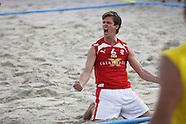 BHAN: HIGHLIGHTS: EM i Beach Handball 2013, Randers (Herrer)