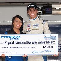 Round 12 Race Winner: Tristen Nunez