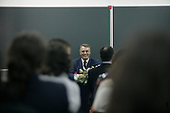 During a visit to the Azores archipelago, Cavaco Silva visited the University and spoke to the students. After beeing prime-minister and running for President in 1995 Cavaco Silva returned to teach in universities as before.