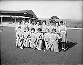 1961 - All Ireland Camogie Final,  Tipperary v Dublin
