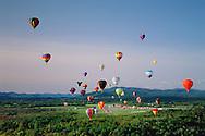 Adirondack Balloon Festival, Glen Falls, New York
