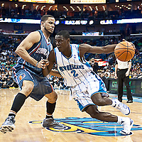 Charlotte Bobcats VS New Orleans Hornets 04.07.2010