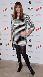 Caterina Guirado attends March of the Mods launch party to celebratethe launch of  Richard Weight's new Green Label Collection and book at Gibson Lounge, Eastcastle Street, London, W1 on Wednesday 11 February 2015