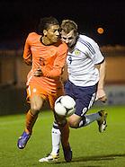 Scotland v Holland U21 29.02.2012