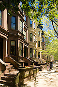 New York City: Brooklyn brownstones