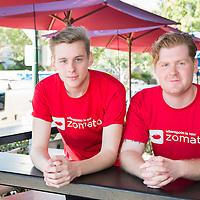 Zomato Crew 2015