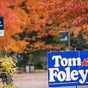 Thomas Foley Memorial Service Nov. 1, 2013 at St. Aloysius Church, Spokane, Wash. (Austin Ilg photo.)