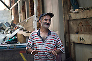 Garbage collector, Istanbul