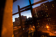 """Public housing in New York were built by NYCHA (New York City Housing Authority) using low cost materials and due to that, the houses get mold, infiltrations and other problems. Living with this environment leads to health diseases such as asthma and other respiratory allergies. As they are public houses, people wait for 2 years to get their houses fixed and as time goes by, the exposure to these fungus leads to an intolerant public health situation. The public houses  are scattered in the city: lower Manhatthan, harlem and the bronx. However, in the Bronx, the situation is a severe issue where the asthma death rate is one of the highest in the city. Living in these houses is living side by side with a """"silent murder""""."""