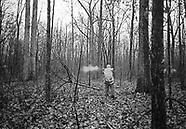 Deer Hunting In Berheim Forest