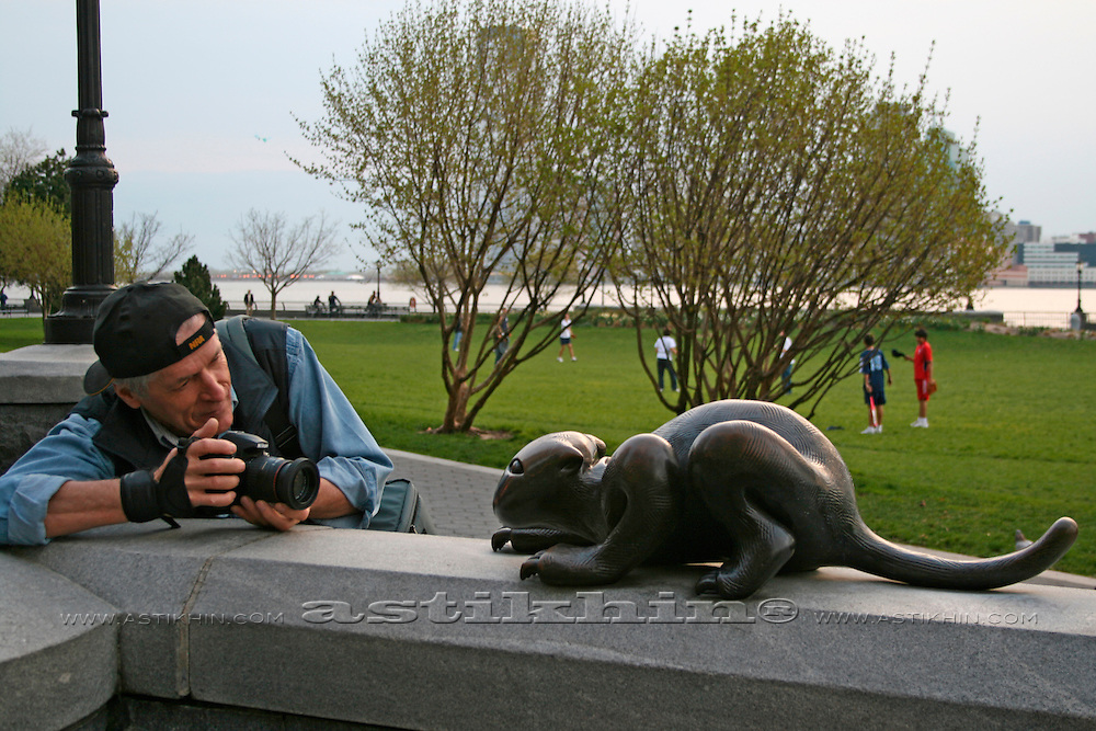 The Real World, Battery Park City Authority.<br />