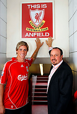 070704 Liverpool sign Torres