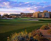 Faldo Golf Course 18 Green