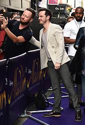 Aladdin Press Night held at Prince Edward Theatre, Old Compton Street, London on Wednesday 15 June 2016