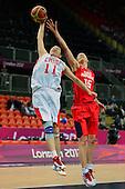 Basketball, Womens - China vs Czech Republic (Preliminary Round Group A)