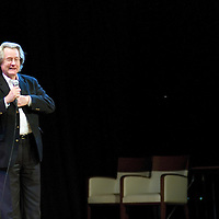 AC Grayling<br /> On stage at the Stoke Newington Literary Festival. 4 June 2010<br /> <br /> Picture by David X Green/Writer Pictures