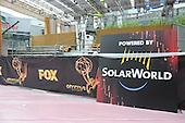 9/16/2011 - Emmy - Fox - Red Carpet Set up