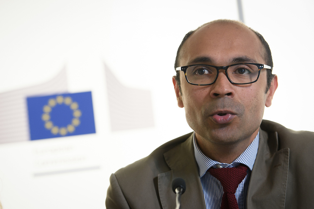03 June 2015 - Belgium - Brussels - European Development Days - EDD - Health - Bekou - Restoring basic health services in the Central African Republic after the crisis - Irchad Razaaly , Manager, Bekou Trust Fund, Directorate-General for International Cooperation and Development, European Commission © European Union