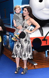 Thomas and Friends - Sordor's Legend of the Lost Treasure UK Premiere at Odeon Leicester Square,  London on Sunday 12 July 2015